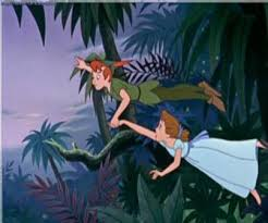 Peter Pan and Wendy 1